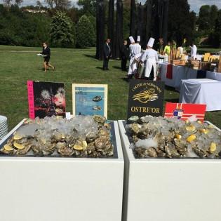 Déjeuner des ambassadeurs Paris 2015
